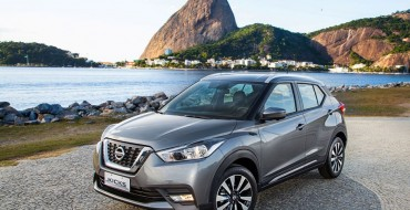 Nissan Fleet Helps Rio 2016 Run
