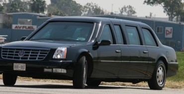 Images of New Presidential Limo Have Been Taken by Spy Photographers