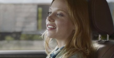 "Who Is the Red-Haired Woman Riding the Train in Subaru's ""Boxcar"" Commercial?"