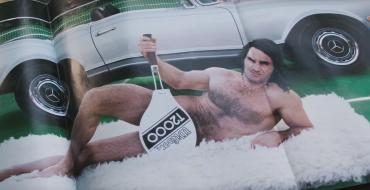 Roger Federer Does His Best McEnroe and Agassi Impersonations for Mercedes-Benz