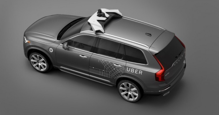 Investigation Shows Uber's Self-Driving Vehicle System Was Far Behind Competitors Before Fatal Crash