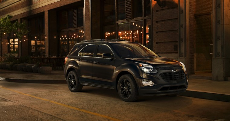 Chevy Announces Special Edition Equinox and Traverse SUV Models