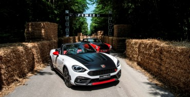 2017 Fiat Abarth 124 Spider Unveiled in Japan