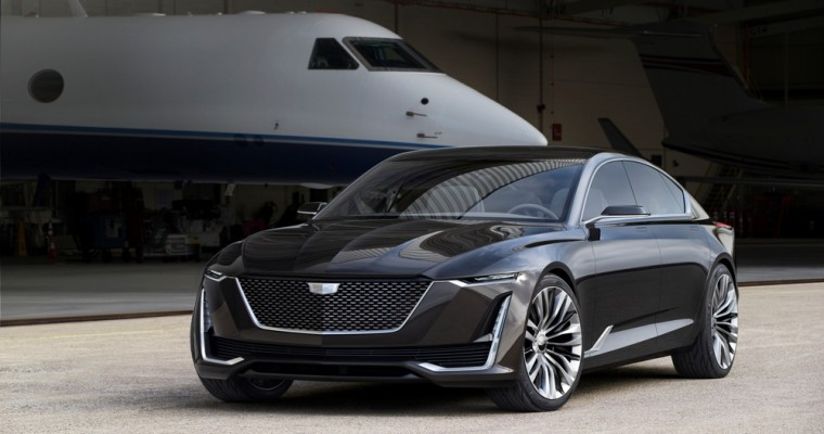 Cadillac Escala Rumored to Officially Enter Production in 2021