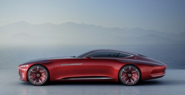 Daimler Releases Details Regarding Vision Mercedes-Maybach 6