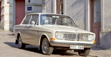 Volvo's First Vehicle to Sell More Than 1 Million Units Celebrates its 50th Birthday
