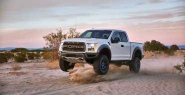 And Now, Yet More Video of the F-150 Raptor Just Destroying the Desert