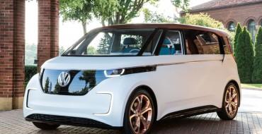 Volkswagen BUDD-e Concept Awarded For Futuristic Design
