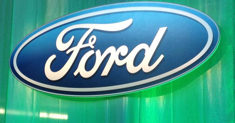 Ford's Year-to-Date Sales in Europe are Highest in Seven Years