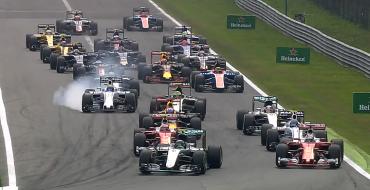 Rosberg Scores Hattrick of Victories at Singapore