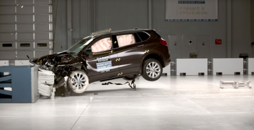 Chinese-Built Buick Envision Crossover Earns IIHS Top Safety Pick+ Honors