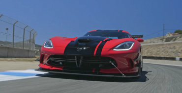 Dodge Viper ACR Crushes 11 Supercars at Laguna Seca