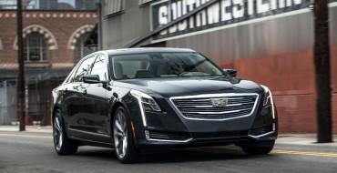 Cadillac to Show Off CT6 Sedan Later this Month in Japan