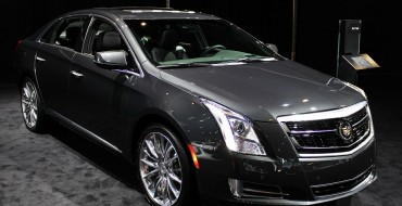 2017 Cadillac XTS Overview