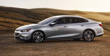 Malibu Becomes First Chevy Offered in the Middle East with Turbo Option
