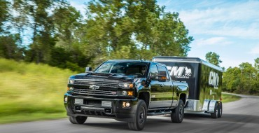 2017 Chevy Silverado HD to Feature Quieter, Stronger Duramax 6.6-Liter Diesel V8