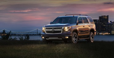 2017 Chevy Tahoe and Suburban Midnight Edition Models Announced