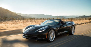 2017 Chevrolet Corvette Stingray Overview