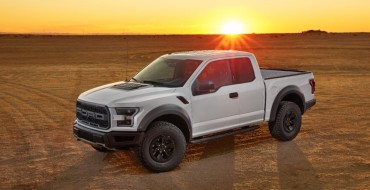 2017 Ford F-150 Raptor to Make Middle Eastern Debut
