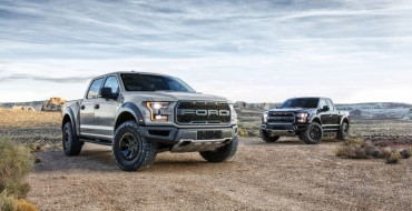 Ford Auctioning Off Final 2017 F-150 Raptor at Barrett-Jackson Scottsdale