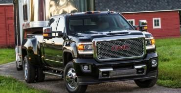 GMC Sierra 3500HD Tops J.D. Power Resale Value Awards