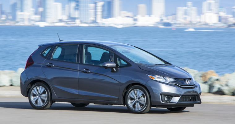 2017 Honda Fit Overview
