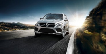 2017 Mercedes-Benz GLE SUV Overview
