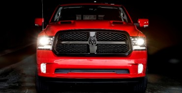 Go to the Dark Side with 2017 Ram 1500 Special-Edition Night Package