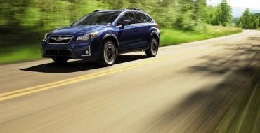 2017 Subaru Crosstrek Receives $21,695 Price Tag