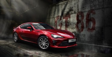2017 Toyota GT86 Gets Track Mode