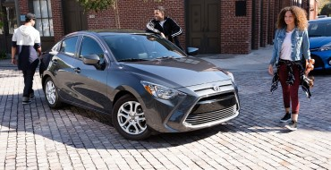2018 Toyota Yaris iA Overview