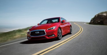 Infiniti Reveals US Pricing for 2017 Q60 Red Sport 400