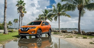 2017 Nissan Rogue Priced
