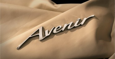 Buick Announces New Avenir Sub-Brand, Inspired by Avenir and Avista Concepts