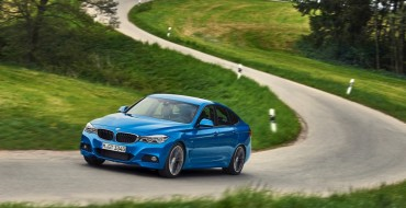 BMW 3 Series Gran Turismo Refreshed for Paris Motor Show