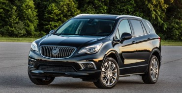 Sales of Chinese-Built Buick Envision Continue to Trend Upward