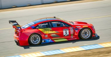 Cadillac Driver Johnny O'Connell Wins Both Events at Sonoma Raceway