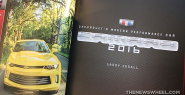 Book Review: 'Camaro 2016: Chevrolet's Modern Performance Car' by Larry Edsall