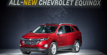 The All-New 2018 Chevrolet Equinox is the Family Car of Your Dreams