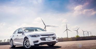 China Finally Gets Its Hands on the Chevrolet Malibu XL Hybrid