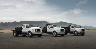 Sales of Ford F-650, F-750 Already Surpass 2015 Total