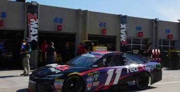 Denny Hamlin Takes Toyota's 13th Sprint Cup Regular Season Win