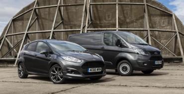 Ford Sets September Record for CV Sales in UK