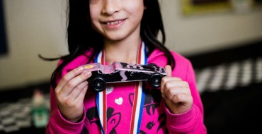 Ford Teams with Girl Scouts Councils for Girls' Fast Track Races