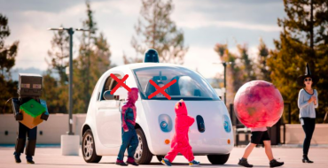 California Gives Unmanned Autonomous Car Test the Go-Ahead