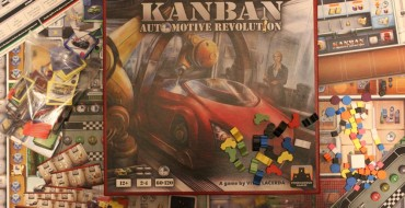 Review of Kanban: Automotive Revolution – A Complex, Challenging Manufacturing Game