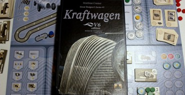 Game Review: Matthias Cramer's Kraftwagen: V6 Edition