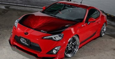 Check Out Kuhl Racing's Insane Custom Scion FR-S