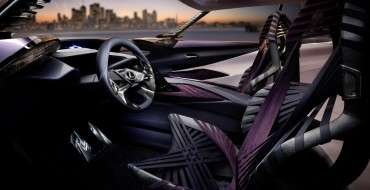 [PHOTOS] New Lexus UX Crossover Concept Shocks and Awes with Inside-Out Design