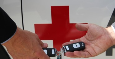 Mazda Once More Donates Vehicles to American Red Cross